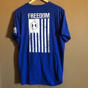 💙 Under Armour Freedom Tee 💙